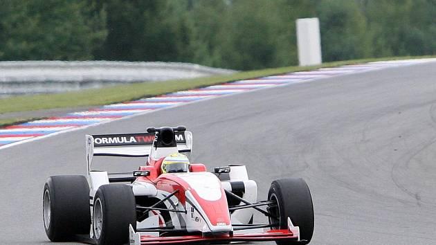 Trénink před FIA Mistrovstvím světa cestovních vozů 2010.