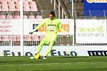 4. kolo FORTUNA:LIGY: FC Zbrojovka Brno (Floder) - SK Sigma Olomouc 2:4.