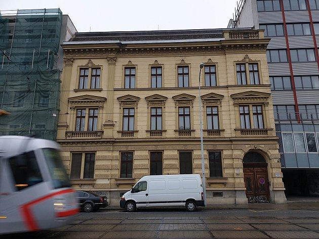 Vbrněnské Lidické ulici vznikne na místě historické budovy moderní dům, který bude osedm pater vyšší.