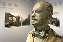 Výstava Muzea města Brna na Špilberku EVROPAN ADOLF LOOS. Nejen brněnské stopy. Brno 10.6.2020