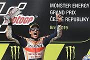 Brno 04.08.2019 - Moto GP 2019 - Marc Marquez