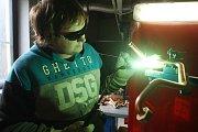 Společnost Thermona v Rapoticích vyrábí plynové a elektrické kotle.