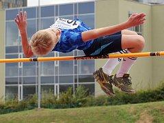 Evropské atletické hry mládeže. Ilustrační fotografie.