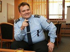 Jako o návratu domů hovoří nový ředitel jihomoravské policie Leoš Tržil o svém nástupu do této funkce. Předtím pět let šéfoval na policejním prezidiu dopravní policii. Teď se chce víc soustředit na další odvětví policejní práce.