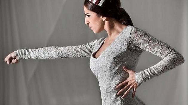 Tanečnice Lucka Campillová.