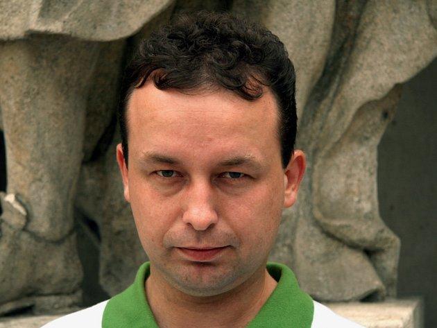LÍDR KLUBU. Tomáš Ondráček.