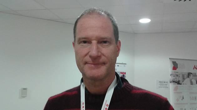 Argentinský vědec Marcelo Rubinstein.