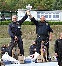 Policisté Huděc a Šulc