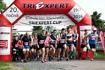 Běžecký seriál Triexpert Cup.