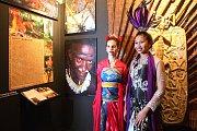 Zahájení výstavy Tajemná Indonésie v brněnském Paláci šlechtičen.