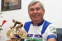 Bývalý cyklista brněnské Dukly Jan Smolík.