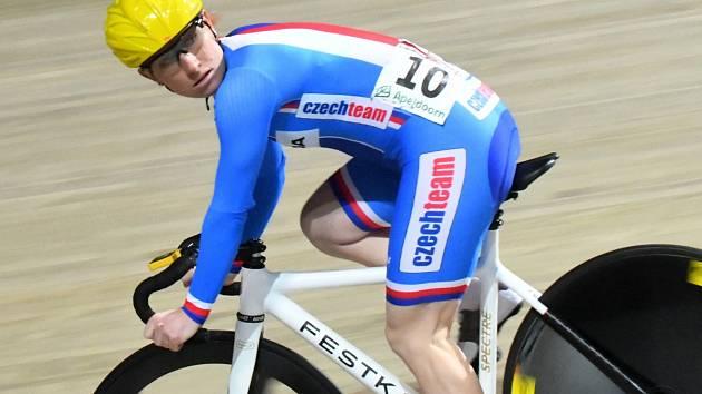 Mistrovství světa v dráhové cyklistice v nizozemském Apeldoornu.