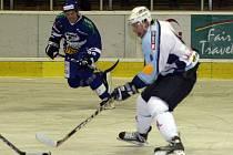 Jazyk na vestě  měli slovenští hokejisté díky skvělému výkonu Komety Brno.