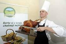 Regionální potraviny. Ilustrační foto.