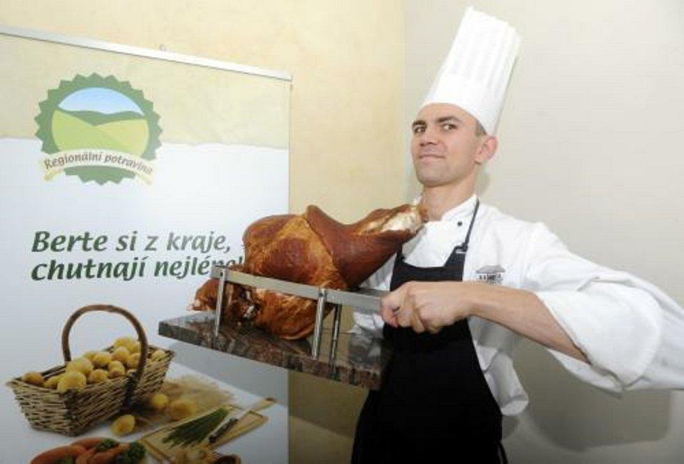 Regionální potravina roku. Ilustrační foto.