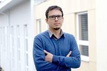 Brněnský vědec Filip Plešinger.