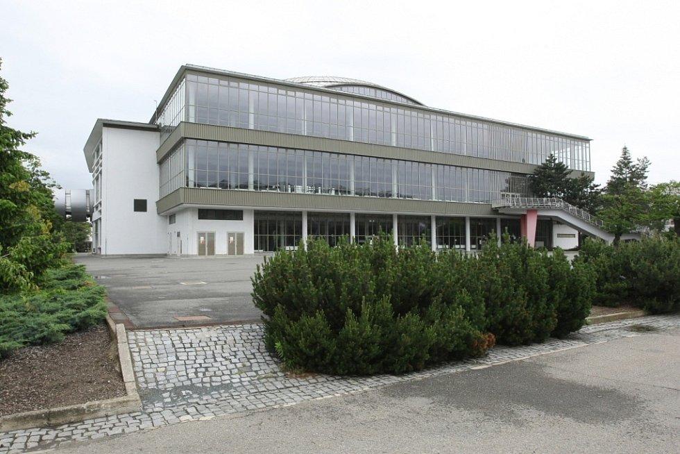 Brněnské výstaviště slaví 85 let od svého vzniku. Na snímku pavilon C