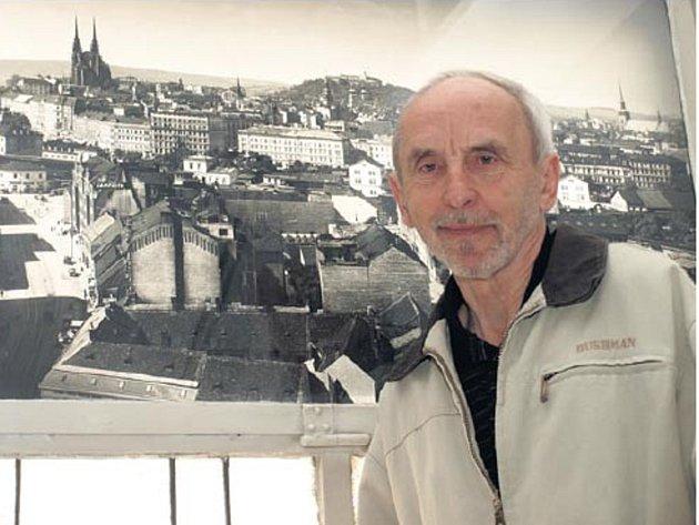 Fotograf Přemysl Dížka.