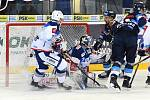 11.kolo extraligy ledního hokeje mezi domácí Kometou Brno a Libercem.