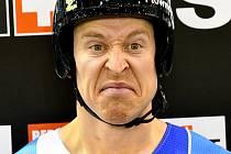 Bábek prošel do finále pevného kilometru, v Berlíně skončil osmý.