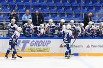 Hokejisté Komety si v sobotu po téměř měsíci zahrají soutěžní zápas.
