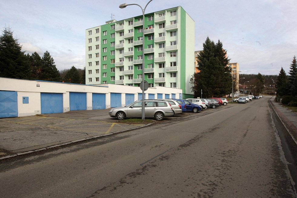 Koně se dostali z ohrady a zastavili se až v ústí Královopolského tunelu do Sportovní ulice.