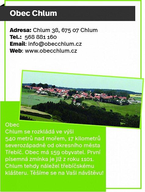 Obec Chlum, Chlum