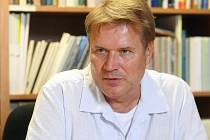 Bývalý ředitel brněnské pobočky Národního památkového ústavu Petr Kroupa.