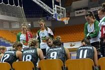 První bitvu o Brno ovládly v tomto ročníku basketbalistky Žabin.