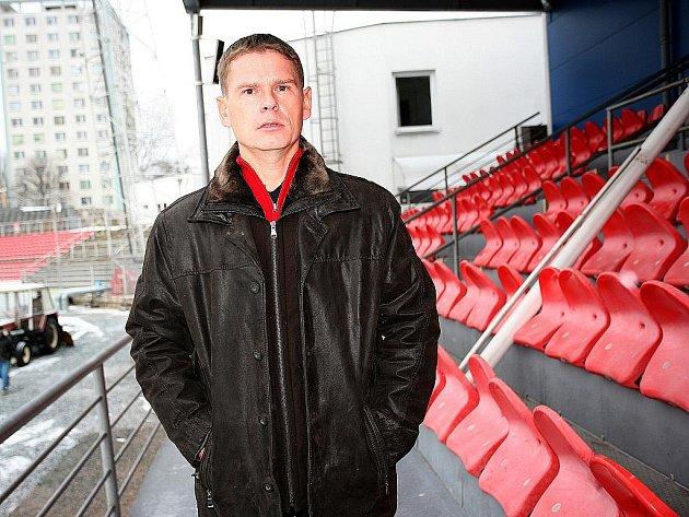 Majitel fotbalové Zbrojovky Brno Roman Pros.