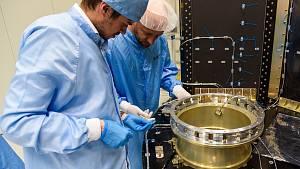 Kosmický průmysl v Brně vyrábí součástky pro vesmírný program