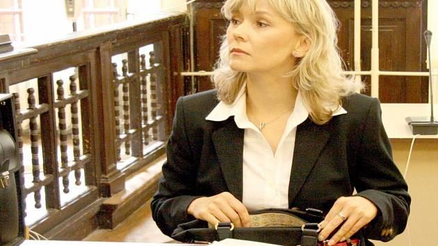 Obžalovaná Ilona Novotná