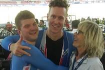 Coby nejzkušenější člen sprinterské výpravy šel příkladem. Dráhový cyklista brněnské Dukly Tomáš Bábek na mistrovství Evropy ve francouzském Saint-Quentin-en-Yvelines vybojoval první velkou medaili. V závodě na kilometr s pevným startem získal bronz.
