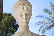 Alžbeta Amálie Evženie, císařovna známá pod přezdívkou Sisi.