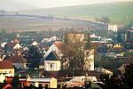 Brno nad Žebětínem.