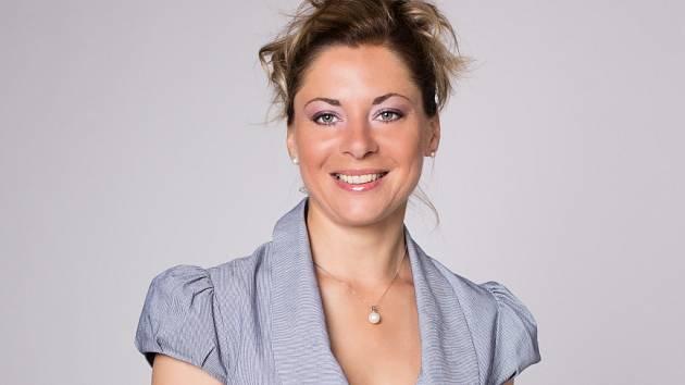 Výživová poradkyně Eva Beníšková.