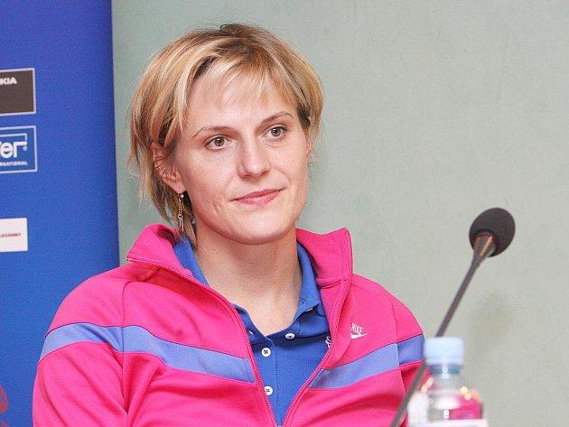 Hana Horáková v Brně strávila nejlepší léta své kariéry předtím, než se vydala na zahraniční angažmá.