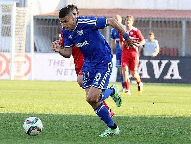 Bývalý fotbalista brněnské Zbrojovky Miroslav Markovič.