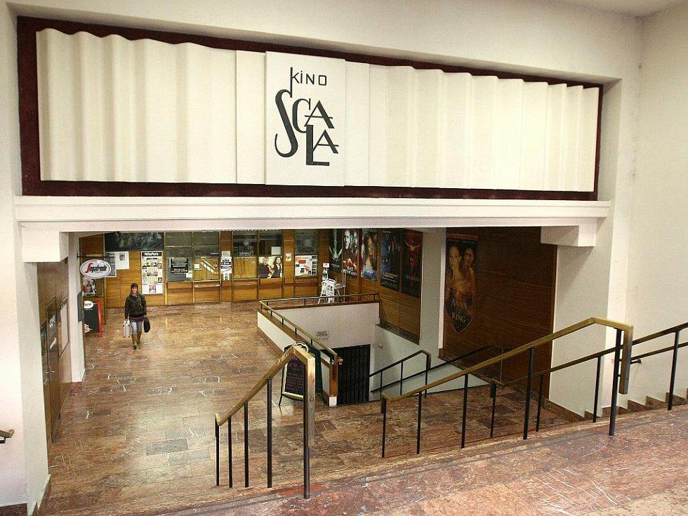 Kino Scala začalo promítat v roce 1929.