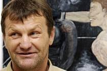 Rodák z Moravského Žižkova Rostislav Osička byl v osmdesátých letech legendou československého boxerského ringu, dnes slaví úspěchy jako malíř.