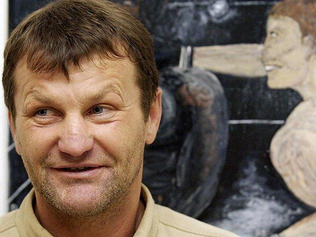 Rodák zMoravského Žižkova Rostislav Osička byl vosmdesátých letech legendou československého boxerského ringu, dnes slaví úspěchy jako malíř.