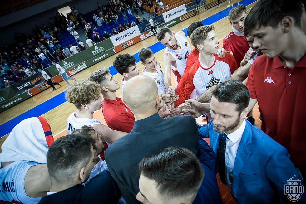 Poslední utkání odehrál Basket Brno proti Kolínu v pátek 11. září.