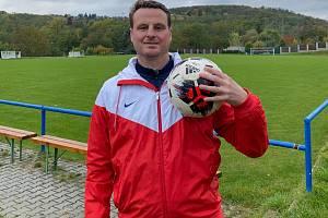 Bývalý prvoligový fotbalový rozhodčí Radek Kocián.
