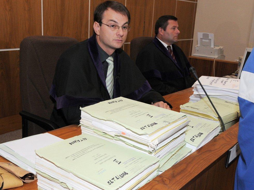 Kauza Kuřim - Soudce Pavel Göth.