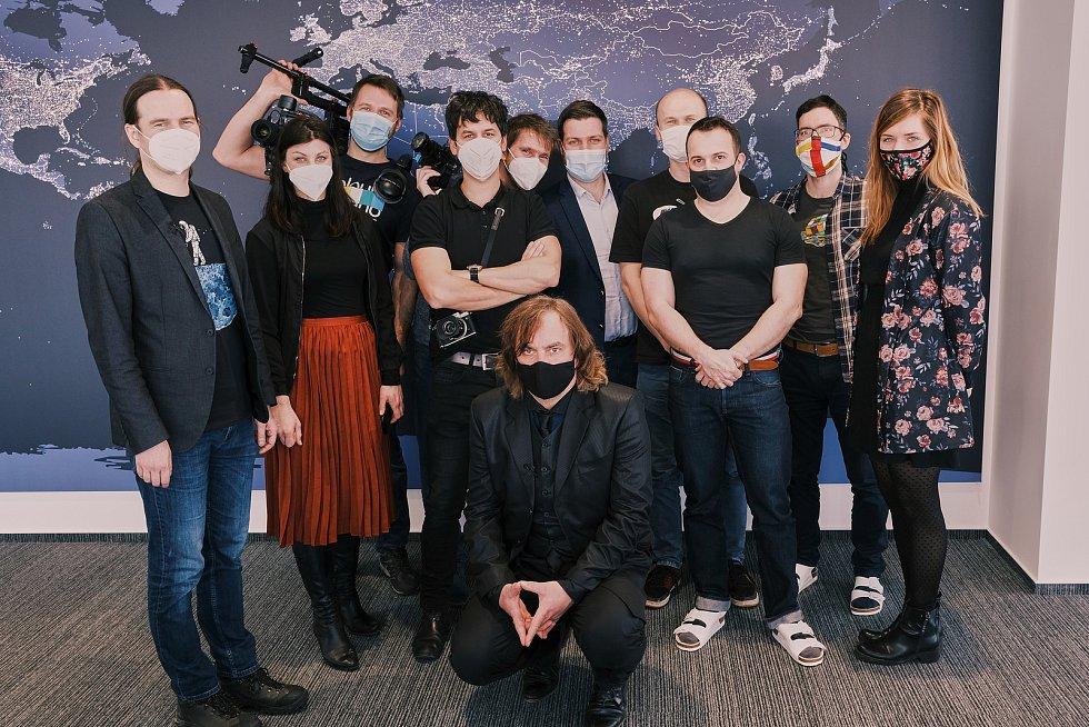 Nový seriál lidé zhlédnou na sociálních sítích brněnské hvězdárny nebo na stránkách Svedu vědu.