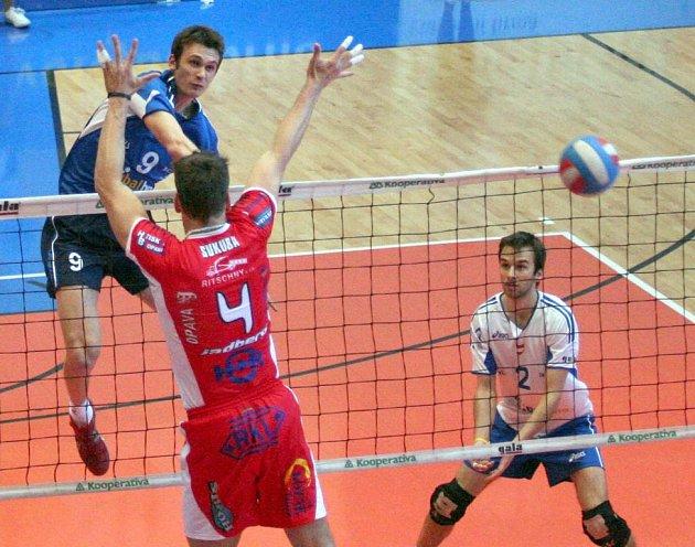 Volejbalisté JMP prohrávají v sérii o třetí místo