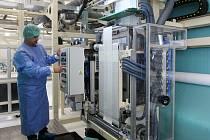 Hartmann je německá společnost vyrábějící zdravotnické potřeby už dvě stě let. Závod ve Veverské Bítýšce provozuje více než čtvrt století.