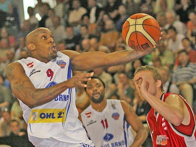 Brněnští basketbalisté neuspěli proti Nymburku ani napodruhé.