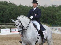 Sascha  Schulz LUX kůň Dragao