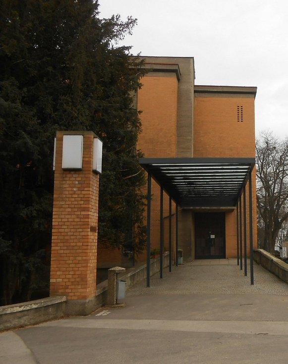 Ústřední hřbitov v Brně.